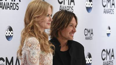 """Keith Urban shares """"Crimson Blue"""" from 'Nine Perfect Strangers'"""